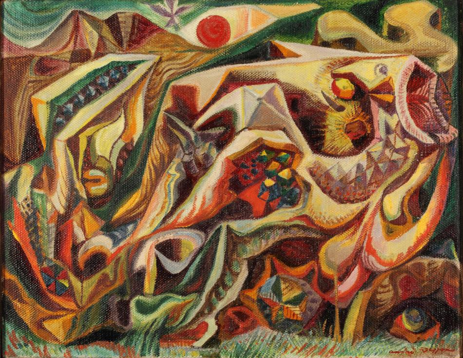 Andre Masson Art Sketches Spain