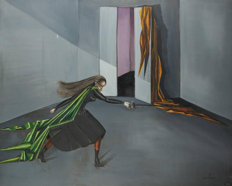 paintings of rachel baes